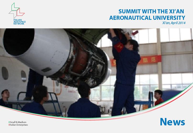 ian-news-summit-with-the-xian-aeronautical-university-2014