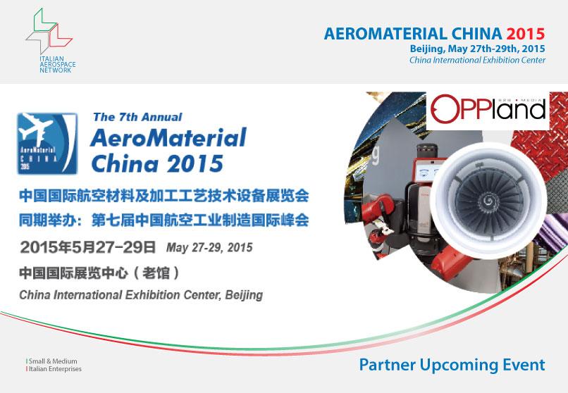 AeroMaterial China 2015