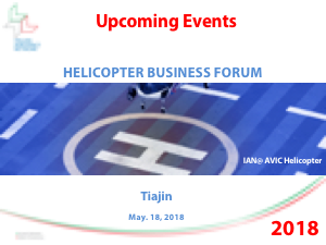 Helicopter Business Forum 2018