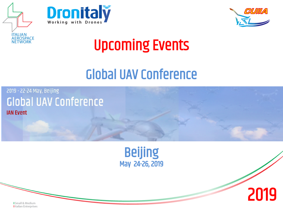 IAN Event - Global UAV Conference 2019