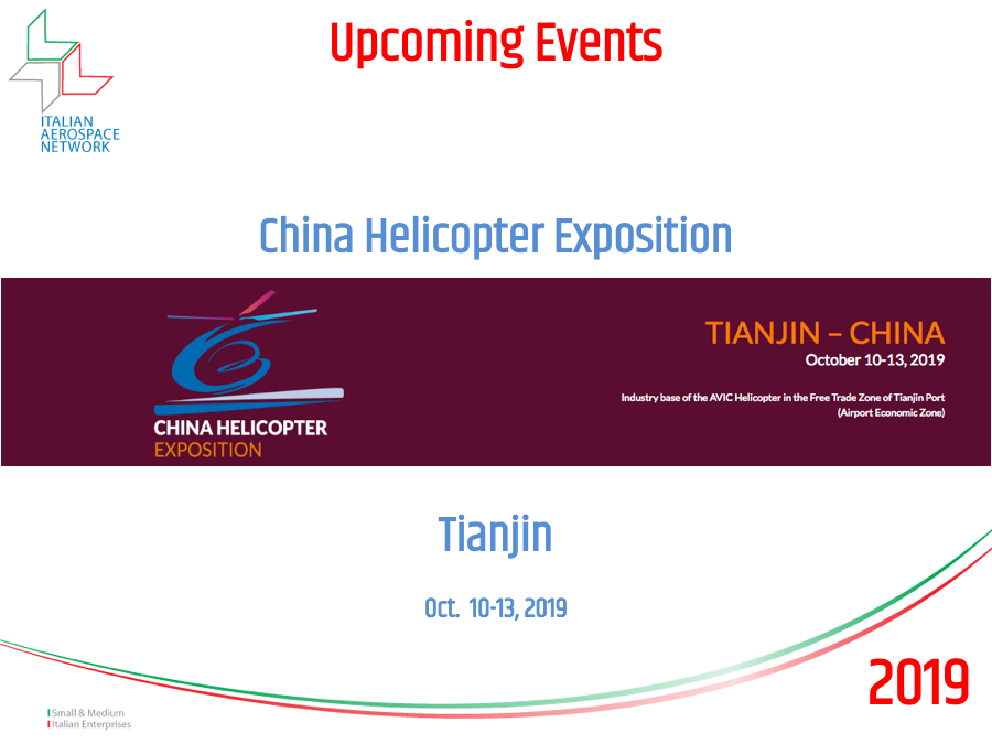 IAN @ China Helicopter Exposition 2019