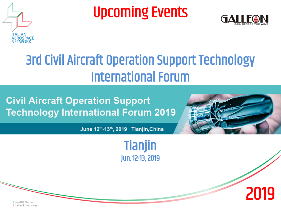 3rd Civil Aircraft Operation Support Technology International Forum