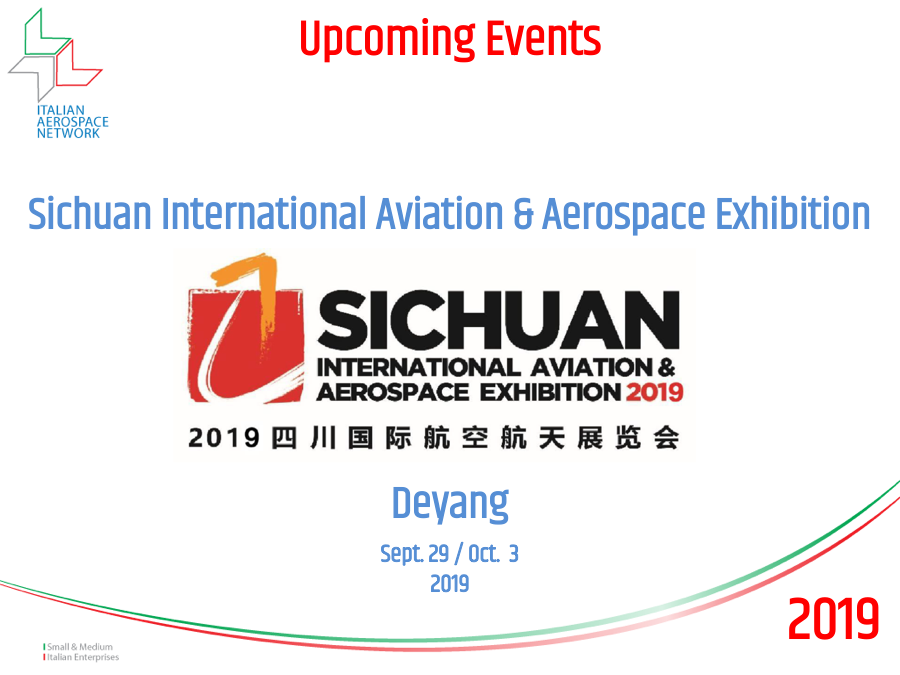 Sichuan International Aviation & Aerospace Exhibition 2019