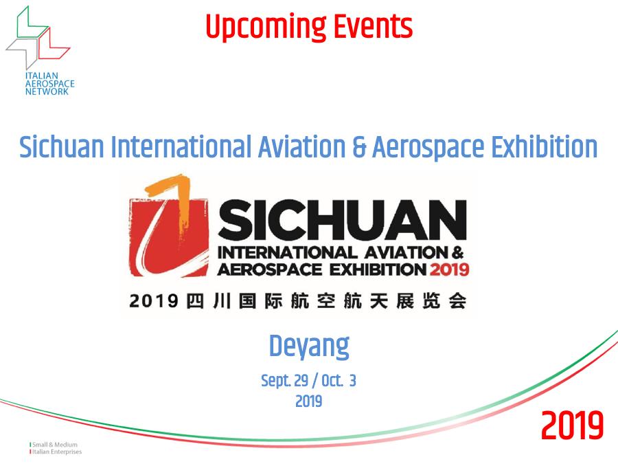 Sichuan International Aviation & Aerospace Exhibition 2019